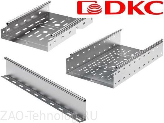 Лоток металлический перфорированный DKC