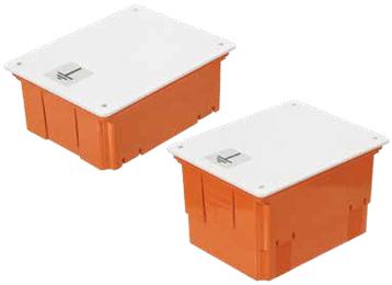 Контрольный зажим монтируется в данную коробку для удобства