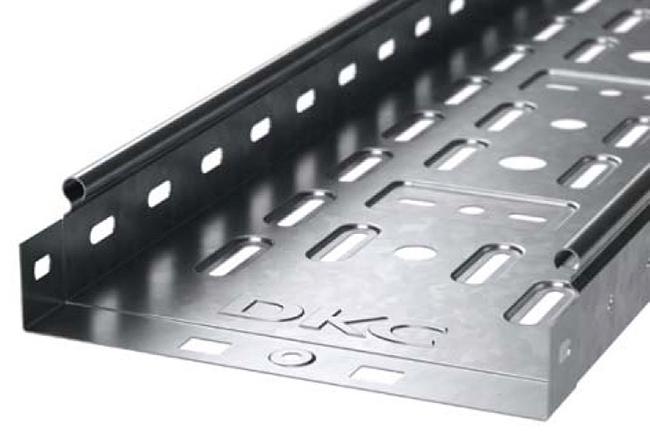 Лоток металлический листовой S5 Combitech ДКС DKC