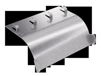 металлический ограничитель L=150 мм