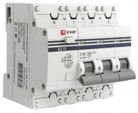 Дифференциальный автомат АД-32 Р-3 PROXIMA