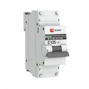 ВА 47 100 EKF PROxima автоматический выключатель (1P)