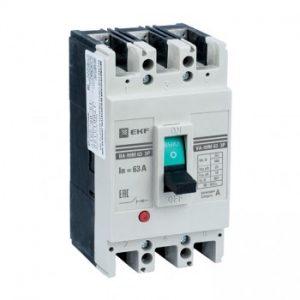 Автоматические выключатели ВА 99М и ВА 99ML EKF Basic