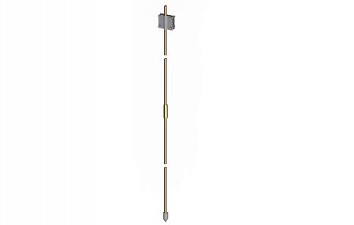 Комплект вертикального заземлителя 3м