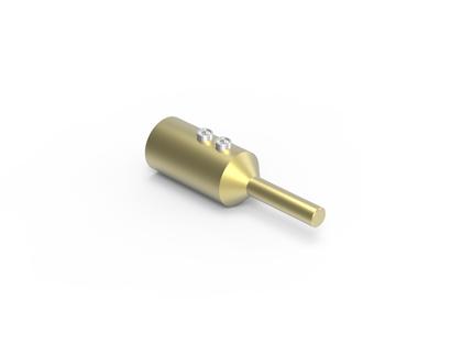 Установочный набор для подключения изолированного токоотвода