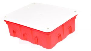 Коробка для контрольного соединения (фасадная)