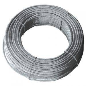 Молниезащита купить Трос алюминиевый 50 мм2