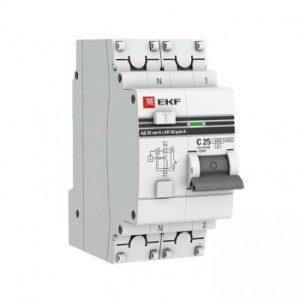 АД 32 EKF PROxima дифференциальный автомат