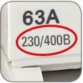 Выключатель нагрузки ВН - 125 EKF PROxima (номинальное напряжение)