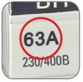 Выключатель ВН - 29 нагрузки EKF Basic (Номинальный ток выключателя нагрузки)