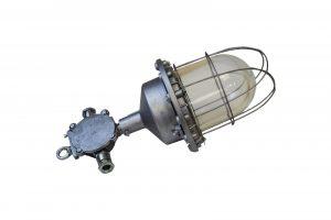 Светильник взрывозащищенный НСП 02-200-ХХХ УХЛ1 (ВЗГ-200) с решеткой