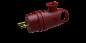 Вилка переносная ВА16-002 (цвет)