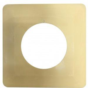 Защитная рамка для выключателя и розетки одноместная