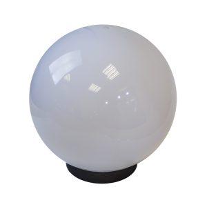 Садово парковые светильники НТУ 02-60-351 УХЛ1.1, призма молочно-белая