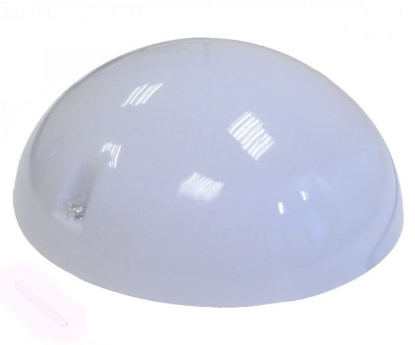 Круглый светодиодный светильник ДБП 08-12-001 (002, 011, 012) УХЛ1 с датчиком движения