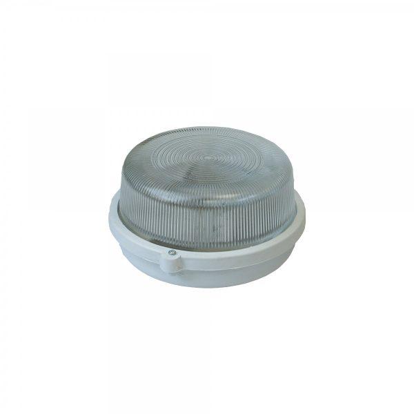 Светильники со стеклом белые НБП 01-100)-033 У3