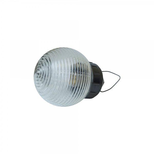 Светильник НСП 01-60-001 У3, со стеклом - шар