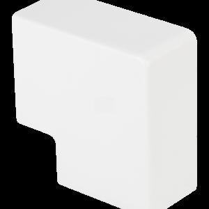 Угол плоский для кабель канала (L-образный)