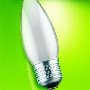 Лампа накаливания (свеча)