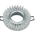 Светильник под лампу встраиваемый для ламп JCDR