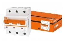 Выключатель ВА47 125 15KA автоматический TDM