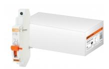 Контакт дополнительный КС47 на DIN-рейку TDM для ВА47-29 и ВА47-100