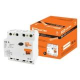 УЗО ВД1 63S - Выключатели дифференциальные TDM