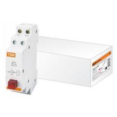 Модульные выключатели кнопочные серии ВК и ВКИ TDM