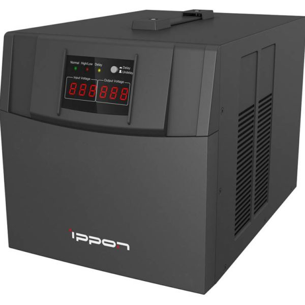 Стабилизатор напряжения 220В IPPON AVR 3000